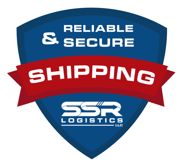 SSR Logistics Badge Reliable Secure Car Transporting