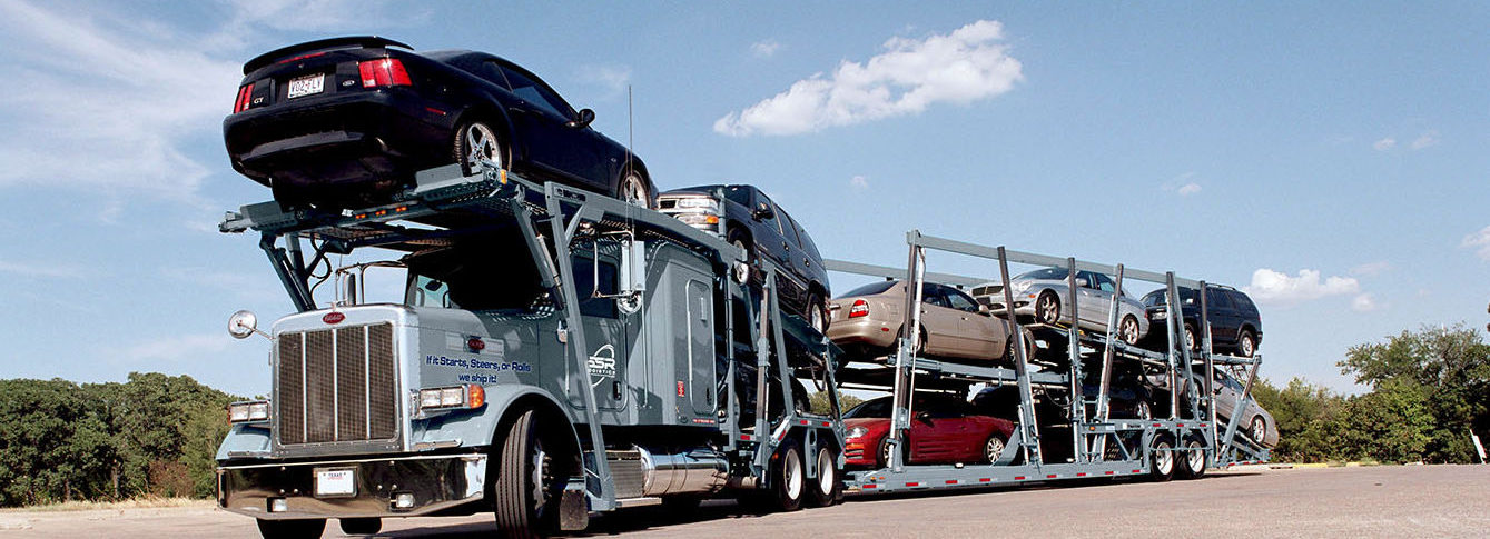SSR Logistics your vehicle shippers